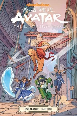 Avatar: The Last Airbender - Imbalance, Part 1 by Faith Erin Hicks