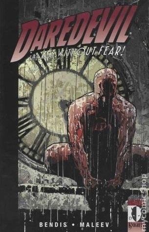 Daredevil, Vol. 10: The Widow by Brian Michael Bendis, Alex Maleev