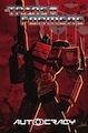 Transformers: Autocracy by Chris Metzen, Flint Dille, Livio Ramondelli