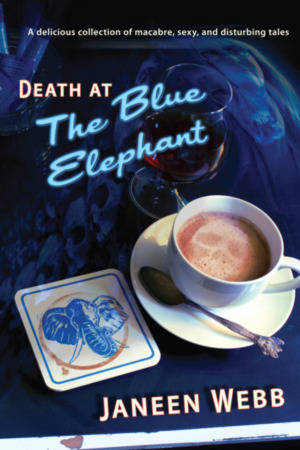 Death at the Blue Elephant by Janeen Webb