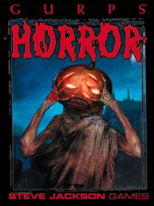 GURPS Horror by Scott Haring, J.M. Caparula, Kenneth Hite