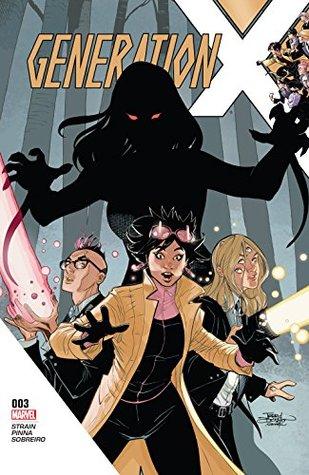 Generation X #3 by Christina Strain, Amilcar Pinna, Terry Dodson