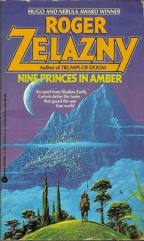 Nine Princes in Amber by Roger Zelazny