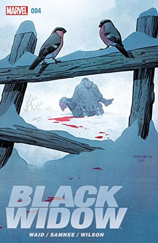 Black Widow #4 by Mark Waid, Chris Samnee