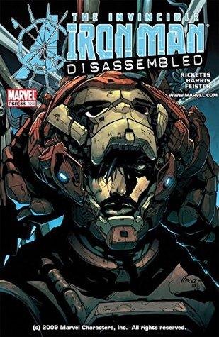 Iron Man #88 by Pat Lee, Tony Harris, Mark Ricketts