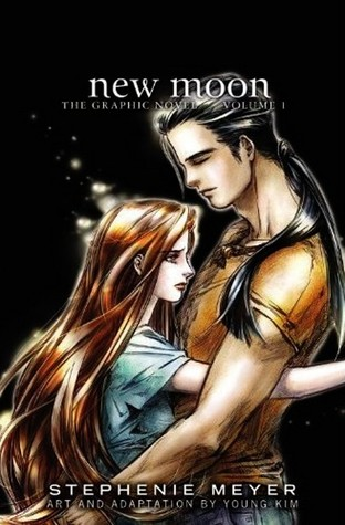 New Moon: The Graphic Novel, Vol. 1 by Stephenie Meyer, Young Kim