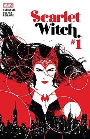 Scarlet Witch #1 by Vanesa R. Del Rey, David Aja, Vanesa Del, James Robinson