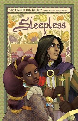 Sleepless Volume 1 by Sarah Vaughn