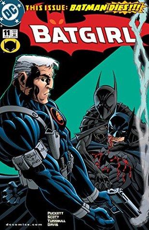 Batgirl (2000-) #11 by Koi Turnbull, Damion Scott, Kelley Puckett