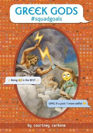 Greek Gods #squadgoals by Courtney Carbone