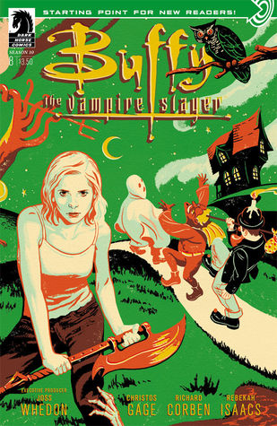 Buffy the Vampire Slayer: Return to Sunnydale, Part 1 by Rebekah Isaacs, Christos Gage, Joss Whedon, Richard Corben