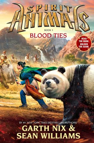 Blood Ties by Sean Williams, Garth Nix