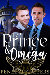 The Prince and the Omega by Penelope Peters