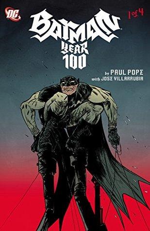 Batman: Year 100 (2006-) #1 by Paul Pope