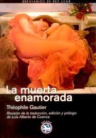 La muerta enamorada by Théophile Gautier