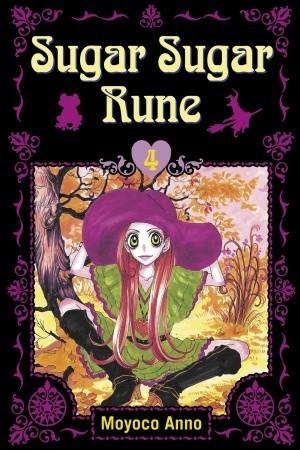 Sugar Sugar Rune, Volume 4 by Moyoco Anno