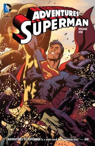 Adventures of Superman Vol. 1 by Jeff Parker, Chris Samnee