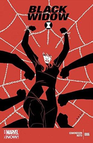 Black Widow #6 by Nathan Edmondson, Phil Noto