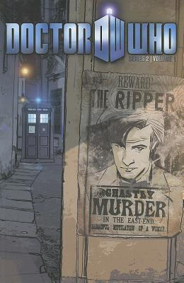 Doctor Who Series 2 Volume 1: The Ripper by Horacio Domingues, Tim Hamilton, Tony Lee, Richard Piers Rayner, Andrew Currie