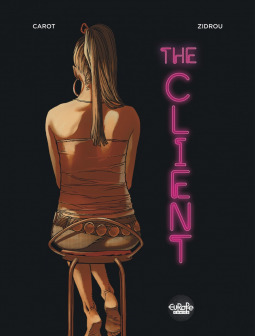 The client by Zidrou, Manolo Carot