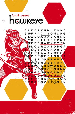 Hawkeye #15 by David Aja, Matt Fraction