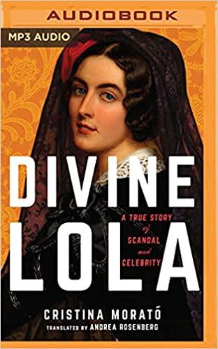 Divine Lola: A Savage Beauty by Cristina Morató