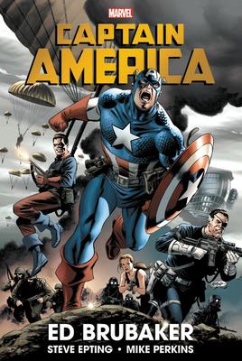 Captain America by Ed Brubaker Omnibus Vol. 1 Hc by Ed Brubaker