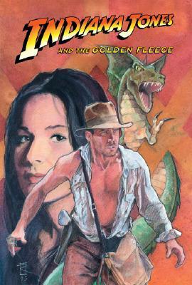 Indiana Jones and the Golden Fleece by Pat McGreal