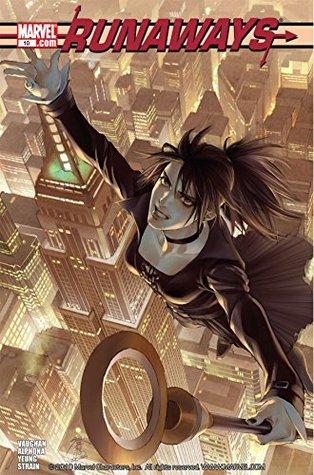 Runaways (2005-2008) #10 by Adrian Alphona, Craig Yeung, Jo Chen, Brian K. Vaughan