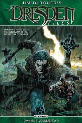 Jim Butcher's the Dresden Files Omnibus Volume 2 by Mark Powers, Joseph S. Cooper, Carlos Gómez, Jim Butcher