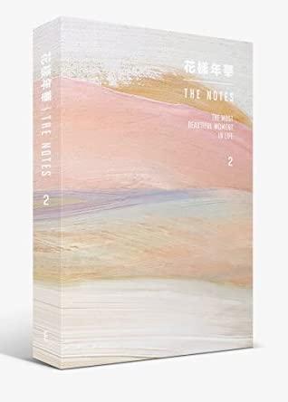 花樣年華 HYYH The Notes 2 by Big Hit Entertainment