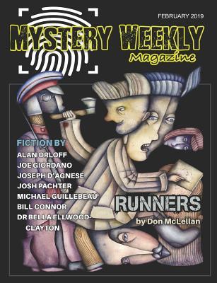 Mystery Weekly Magazine: February 2019 by Joe Giordano, Michael Guillebeau, Josh Pachter