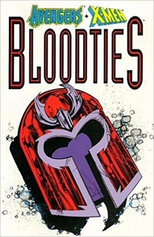 Avengers/X-Men: Bloodties by Scott Lobdell, Fabian Nicieza