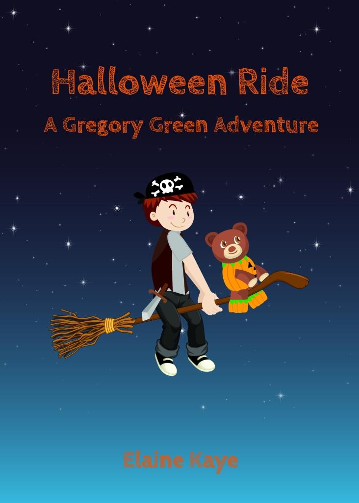 Halloween Ride by Elaine Kaye