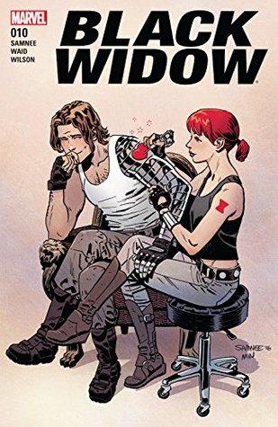 Black Widow #10 by Mark Waid, Chris Samnee