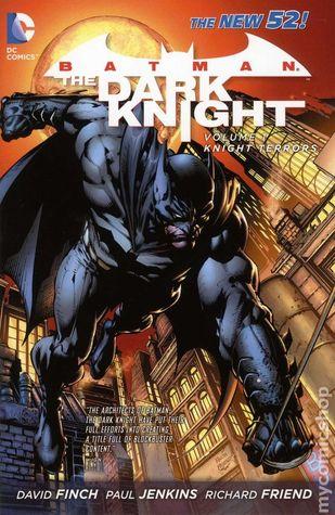 Batman: The Dark Knight, Vol. 1: Knight Terrors by Paul Jenkins, Richard Friend, David Finch