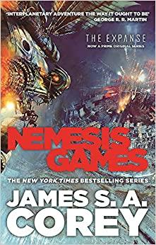 Nemesis Games by James S.A. Corey