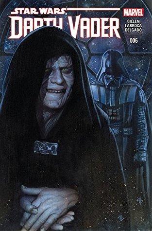 Darth Vader #6 by Adi Granov, Kieron Gillen, Salvador Larroca