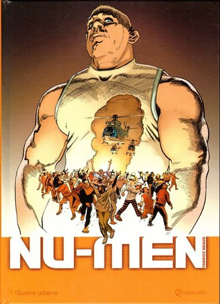 Nu-Men, Tome 1: Guerre Urbaine by Fabrice Neaud
