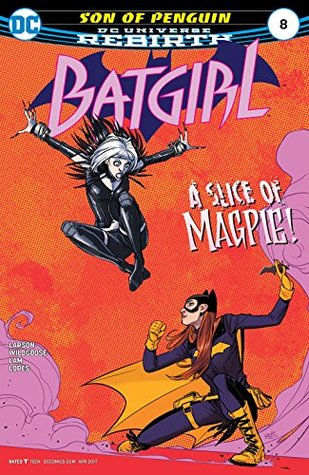 Batgirl #8 by Hope Larson, Mat Lopes, Chris Wildgoose, Jon Lam