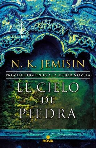 El cielo de piedra by N.K. Jemisin, David Tejera Expósito