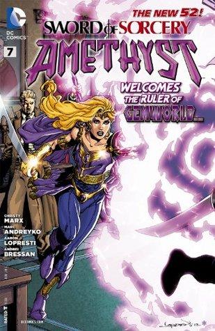 Sword of Sorcery #7 by Andrei Bressan, Christy Marx, Marc Andreyko, Aaron Lopresti