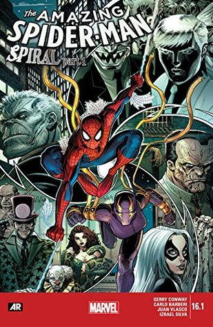 Amazing Spider-Man (2014-2015) #16.1 by Juan Vlasco, Carlo Barberi, Gerry Conway, Israel Silva, Arthur Adams, Joe Caramagna