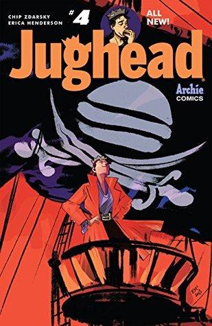 Jughead (2015-) #4 by Chip Zdarsky, Erica Henderson