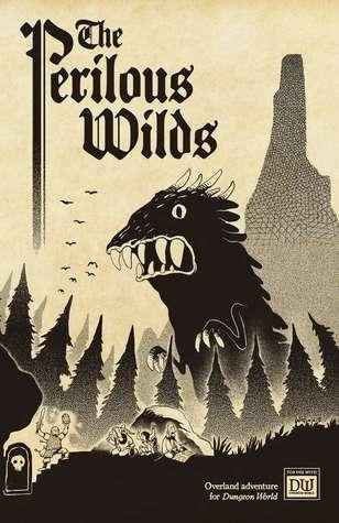 The Perilous Wilds by Jason Lutes, Keny Widjaja, Jeremy Strandberg