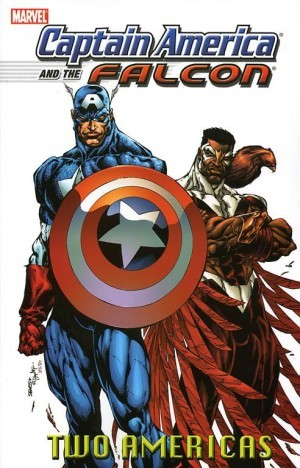 Captain America and the Falcon, Volume 1: Two Americas by Dave Sharpe, Bart Sears, Christopher J. Priest, Rob Hunter, Mike Aliyeh