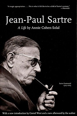 Jean-Paul Sartre by Annie Cohen-Solal