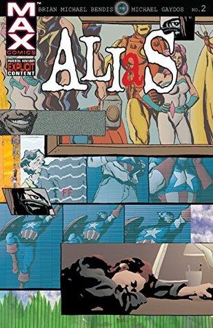 Alias (2001-2003) #2 by Brian Michael Bendis, Michael Gaydos, David W. Mack