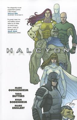 Halcyon Volume 1 by Tara Butters, Marc Guggenheim
