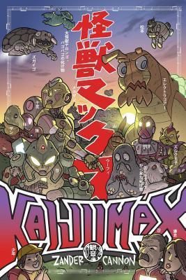 Kaijumax Book One, Volume 1: Deluxe Edition by Zander Cannon
